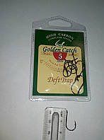 Крючки для рыбалки Golden Catch Deft Trap №5