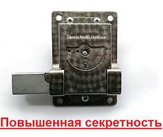 Замок Журавель с падающим ключом нержавейка повышенной секретности ()