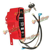 Выключатель зажигания коробка с 2-мя ключами для Хонда GX390 13hp 11hp gx340