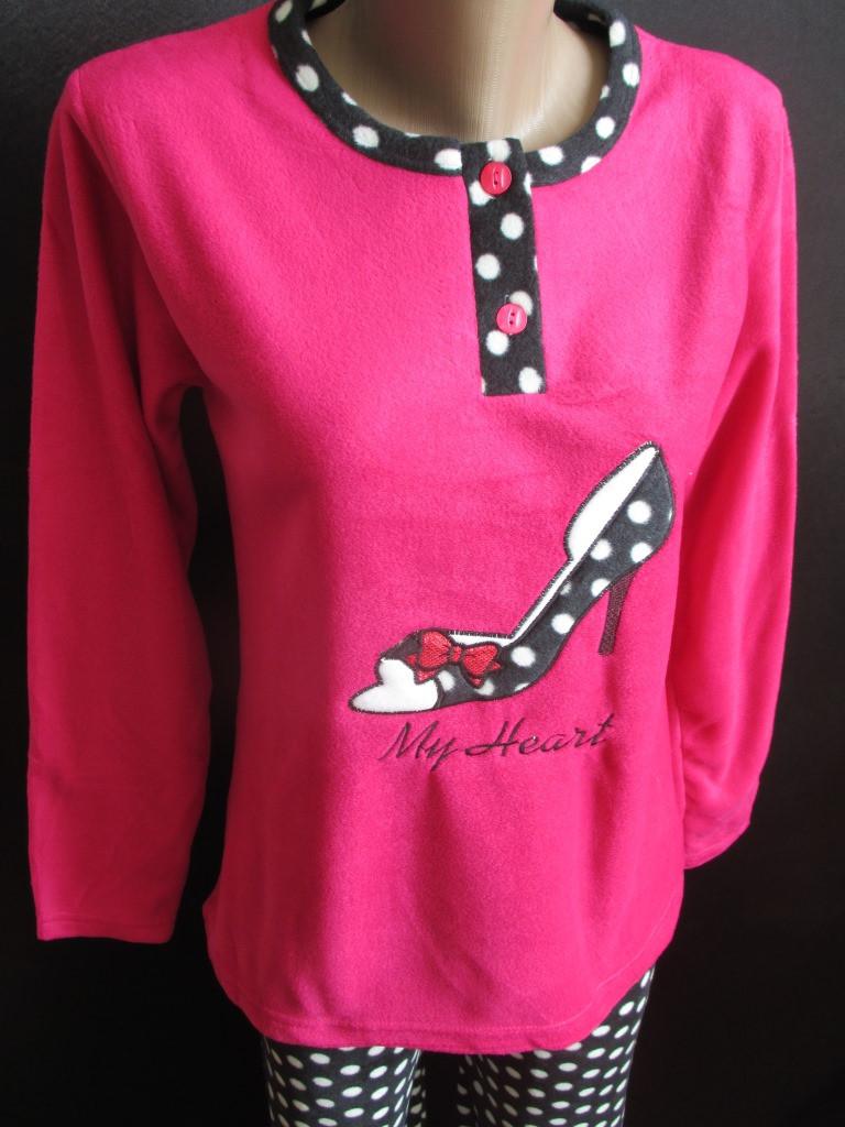 68bb5f3342e26 Качественные флисовые пижамы для женщин. - Оптом-дешевле в Хмельницком