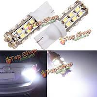 Сид 7000k ксеноновая лампа T10 1206 30smd белый резервного копирования обратный Лампа
