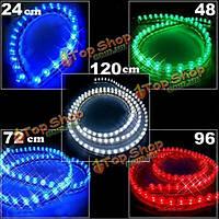 12В автомобильных шасси огни LED декоративные полосы света