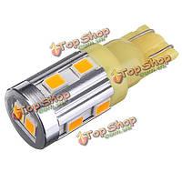 Т10 10LED 168 наивысшей мощности 2835 чип LED автомобильные Лампы в салоне