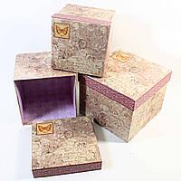 Подарочная коробка S 1820 (3 шт. в комплекте)