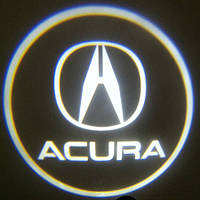 Подсветка дверей авто проектор логотипа автомобиля Akura