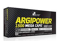 Аминокислоты - Argi Power 1500 - Olimp - 120 капс