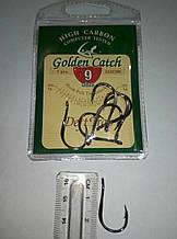 Крючки для рыбалки Golden Catch Deft Trap №9
