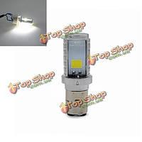 12v 10Вт 1500LM 5800K мотоцикл скутер LED универсальный встроенный прожектор лампы