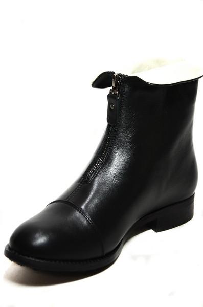Женские ботинки (арт.Лея черн.)