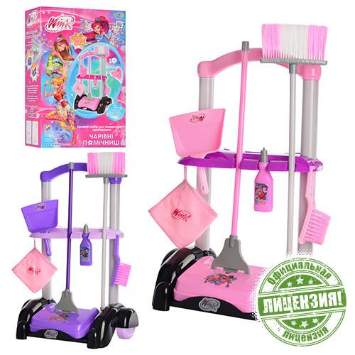 Детский Набор для уборки WX 0009 U/R Winx