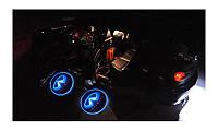 Подсветка дверей авто проектор логотипа автомобиля Infiniti