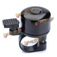 Металлическое кольцо на руле колокола звуковой сигнализации для велосипеда