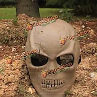 Череп лицо костюм маскарад маски Хэллоуин Рождественский праздник маски