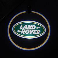 Подсветка дверей авто проектор логотипа автомобиля Land Rover