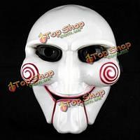 Маскарад партии маска на Хеллоуин карнавальные маски электропила маска