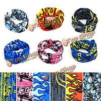 Ветрозащитные головные уборы солнцезащитный крем шарфы спортивные накулачники тени для век