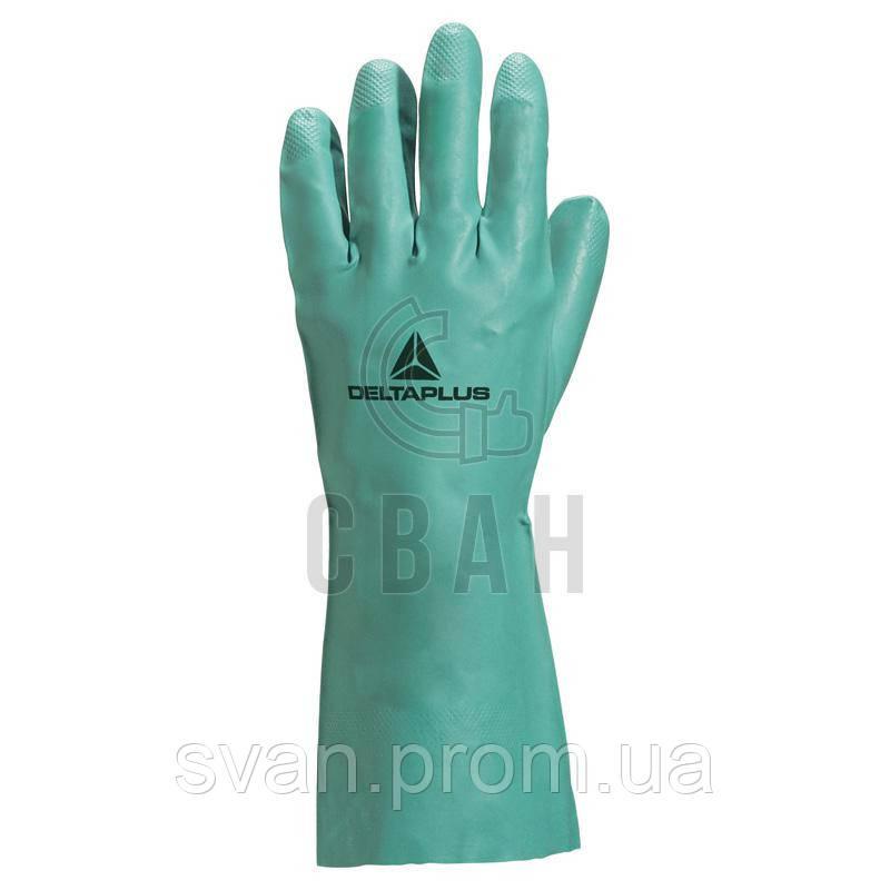 Перчатки нитрильные Delta Plus NITREX 802 - СВАН в Харькове