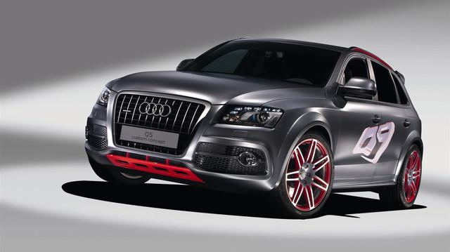 Тюнинг Audi q5 (2008-2012)