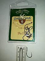 Крючки для рыбалки Golden Catch Bully №6