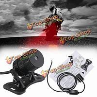 Лазерная противотуманные фары предотвращения столкновений предупреждающий сигнал заднего тормоза задний фонарь для мотоцикла автомоби