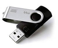 USB 64GB GOODRAM Twister Black (UTS2-0640K0R11)