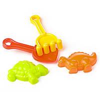 Развивающая игрушка Набор для песочницы (4 предм.) IE619