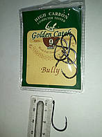 Крючки для рыбалки Golden Catch Bully №9