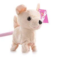 Интерактивная игрушка Na-Na Собака поёт и гуляет IF47S