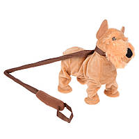 Интерактивная игрушка Na-Na Собака с музыкой и поводком IF55S