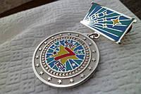 Серебряные медали на заказ