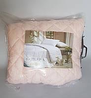 Одеяло двуспальное холофайбер наполнитель
