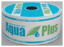 Капельная лента Aqua Plus 8mil*500м (10см, 20см)