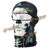 Лайкра Балаклава маска для лица мотоцикл мотоцикл открытый лыжный страйкбольного партии Cosplay