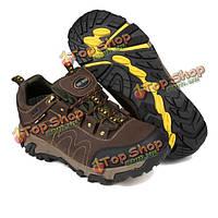 Motorcycle Slip Resistant Waterproof Hiking Men's Shoes