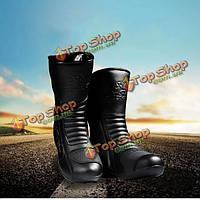 SCOYCO рыцарь Мартин сапоги езда по пересеченной местности ботинки мотогонок ботинки mbt008