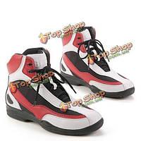 Сапоги для верховой езды мотоцикл дышащая досуг обувь рАРО 3-х цветов 39-45