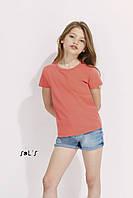 Футболки Sols Cherry kids (детские) цветные, фото 1
