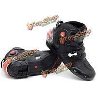 Рыцари горного велосипеда мотоцикла сапоги обувь для Pro-байкер b1001