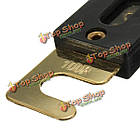 Стерео аудио ANL предохранитель 80А позолоченные 100а 150а 200а 300а 350а 400а 500а усилителя, фото 4