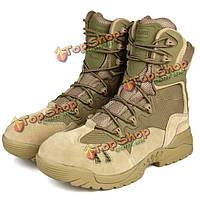6-дюймов бесплатная солдата тактические ботинки военные пустынные военные ботинки обувь