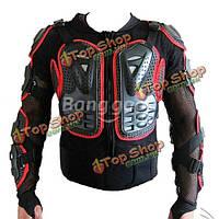 Мотоцикл гонки по бездорожью защитная броня куртки передач