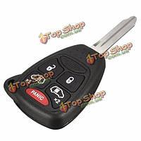 5 Кнопка режиссерский входа без ключа дистанционного передатчик брелок для CHRYSLER джипа Dodge