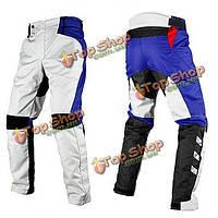 Мужчины мотокросса брюки брюки с колена защитной для DUHAN DK-015