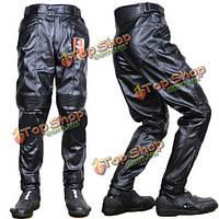 Мужчины мотогонок ПУ кожаные штаны брюки для DUHAN DK-015