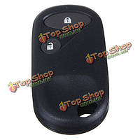 Удаленная Блокировка клавиш брелока крышка Shell крышка для Хонда Цивик черный аккорд