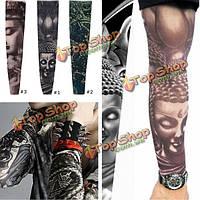 Татуировки рукава съемные 47 см
