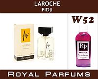 Духи Royal Parfums (рояль парфумс) Larohe «Fidji» (Ларош Фиджи) 50  мл №52
