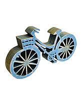 Декоративное изделие Велосипед тифани