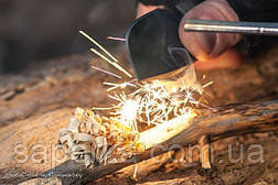 Нескладной нож с огнивом Ganzo G8012-LG, фото 3