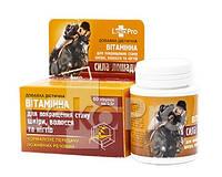 """Витаминная добавка для волос, кожи и ногтей """"Сила Лошади"""" (таблетки №60)"""